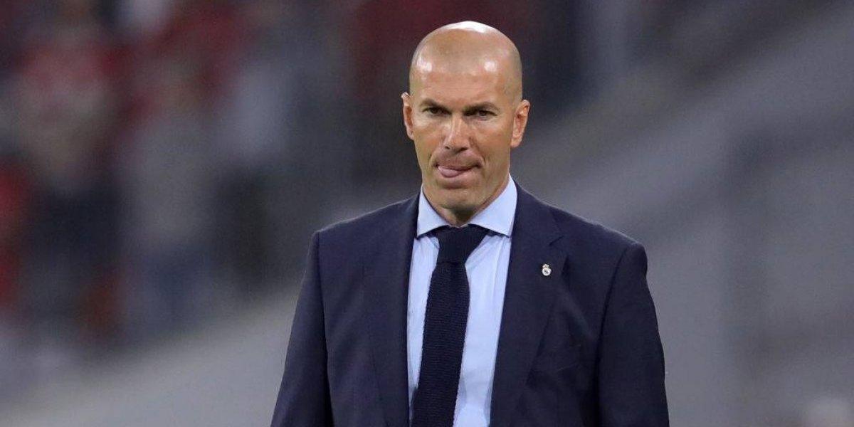 """Zidane listo para otra batalla ante el Bayern en la Champions: """"Vamos a luchar en la vuelta, vamos a sufrir"""""""