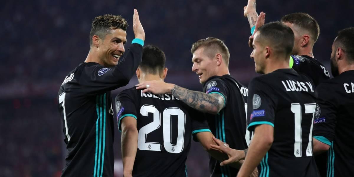 ¡Se enfila a Kiev! Real Madrid firma voltereta ante el Bayern Múnich en el Allianz Arena