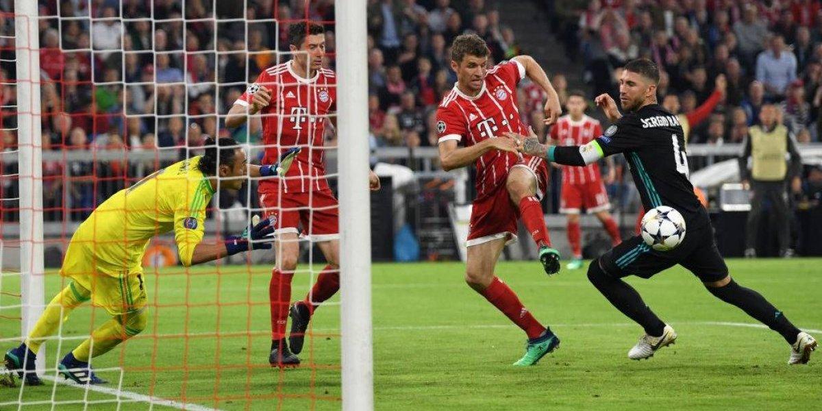 """Müller no lo puede creer y reflejó el dolor del Bayern en la Champions: """"Fuimos demasiado ingenuos"""""""