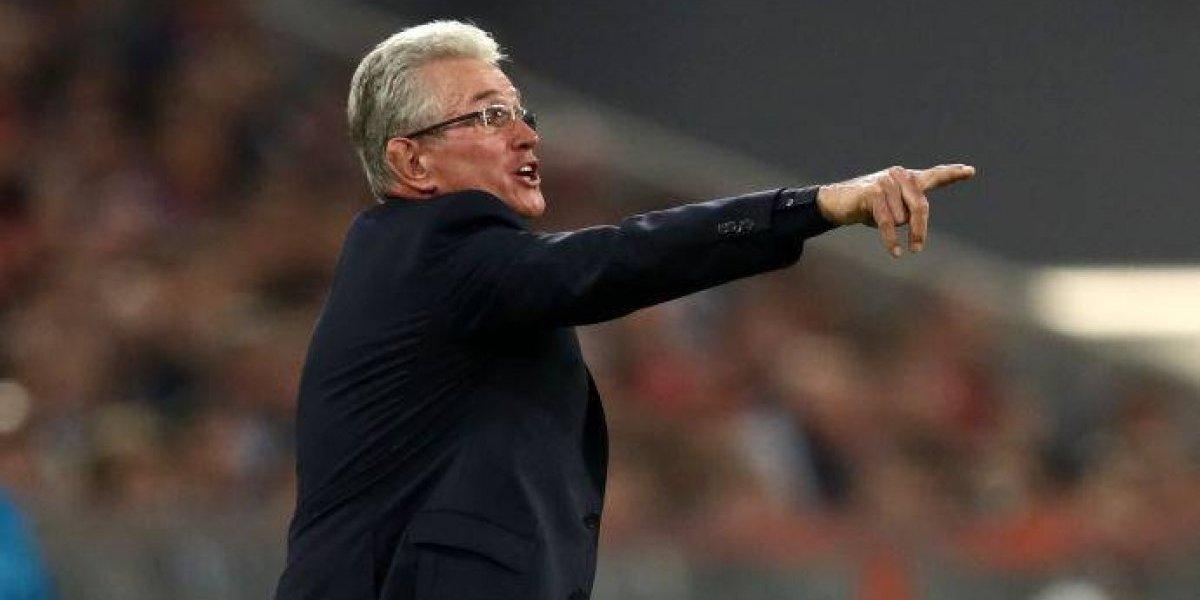 """Heynckes confía en el golpe del Bayern en el Bernabéu: """"Real Madrid es vulnerable en defensa"""""""