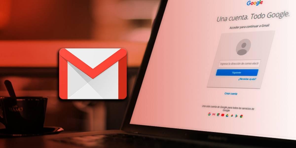 Gmail lanza oficialmente nueva interfaz: así puedes activar las nuevas novedades