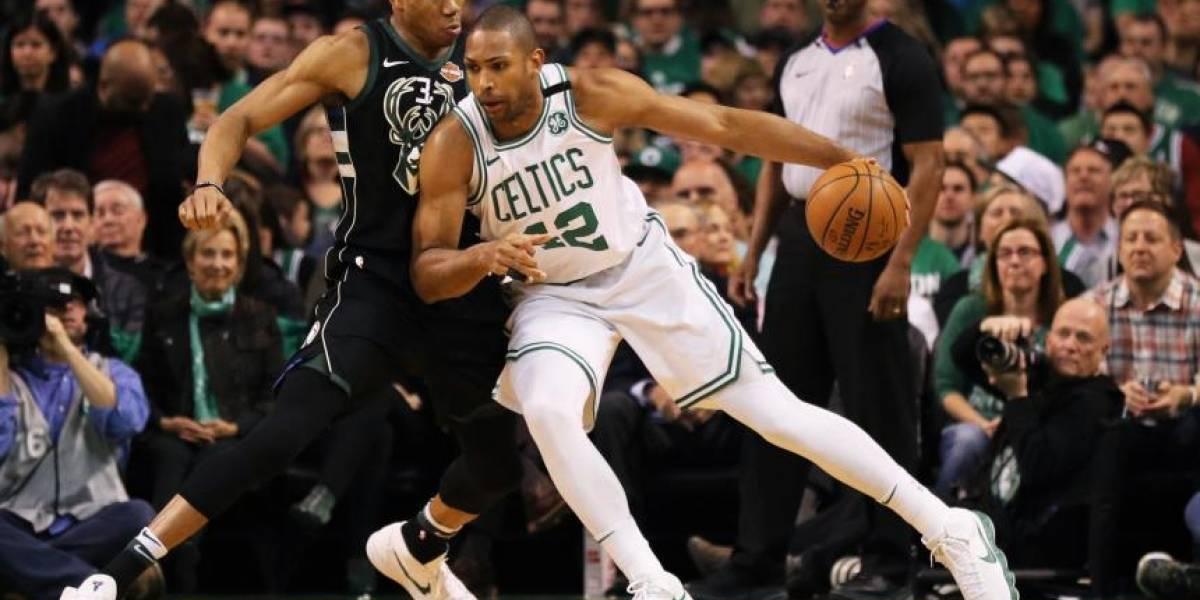 Horford y los Celtics en busca de avanzar en los playoffs