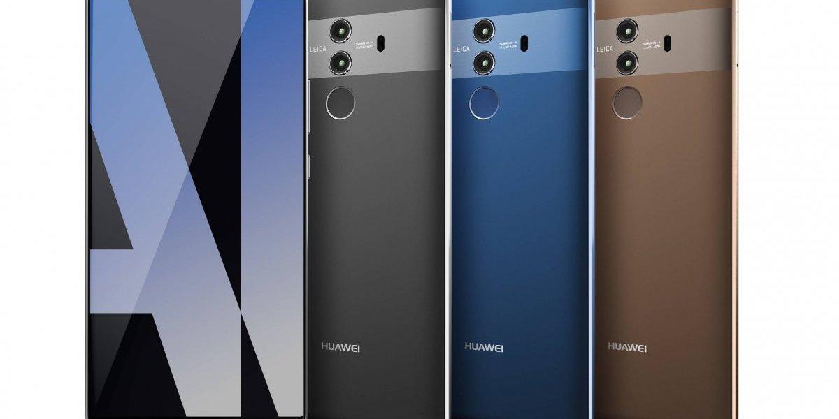 México: Llegó el Huawei Mate 10 Pro oficialmente y si compras uno, te llevas el Mate 10 Lite gratis