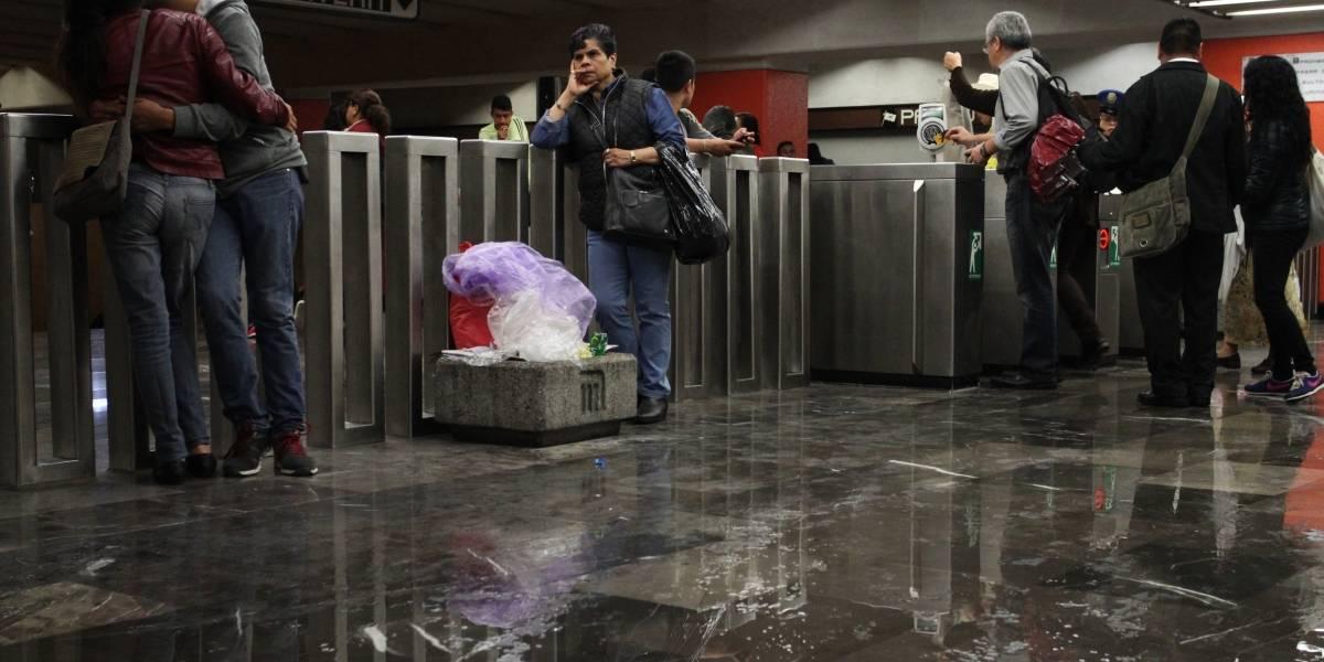 Metro implementa Operativo de Atención a Lluvias 2018