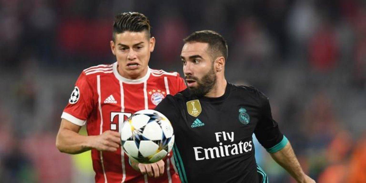El Madrid por el pase a su tercera final al hilo de la Champions