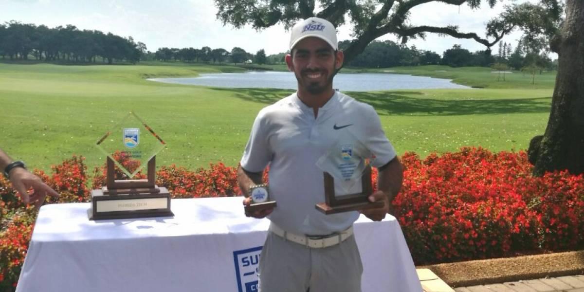 Juan José Guerra gana el Sunshine State Conference Championship en Florida