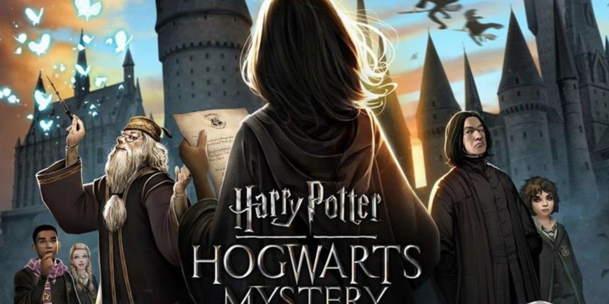Ya está disponible el juego de Harry Potter para celulares