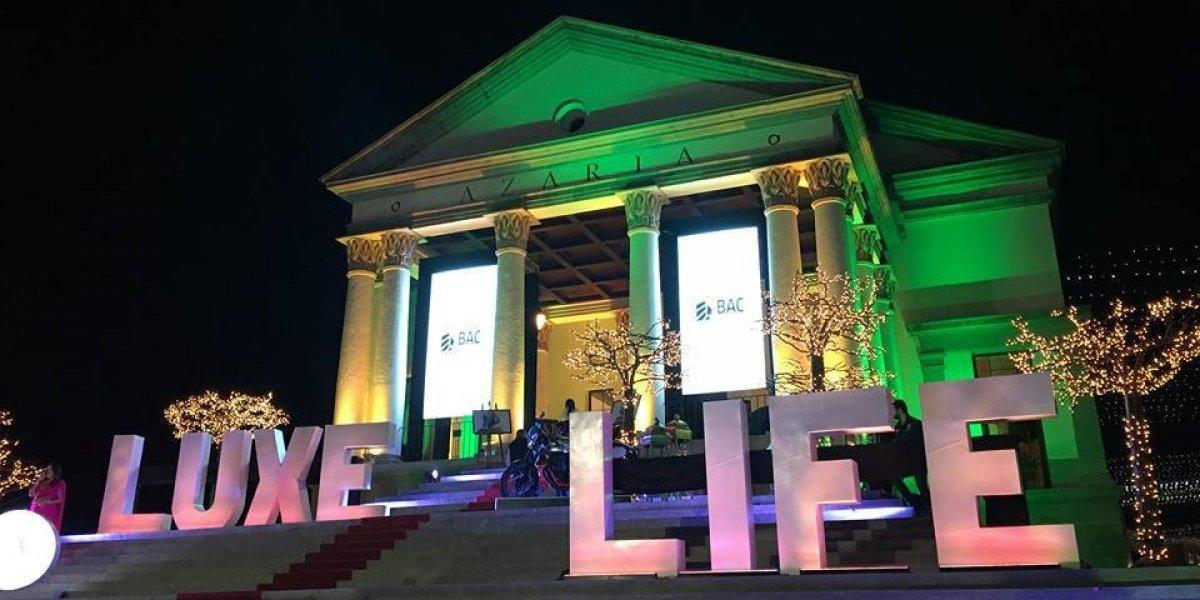 """Con una noche de gala y de lujo da cierre la plataforma """"Luxe and Life"""""""