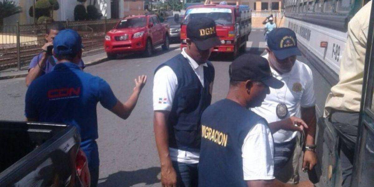 DGM detiene a 551 extranjeros de diferentes nacionalidades en últimas horas