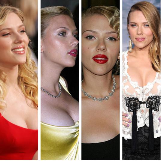 La actriz y sus curvas.