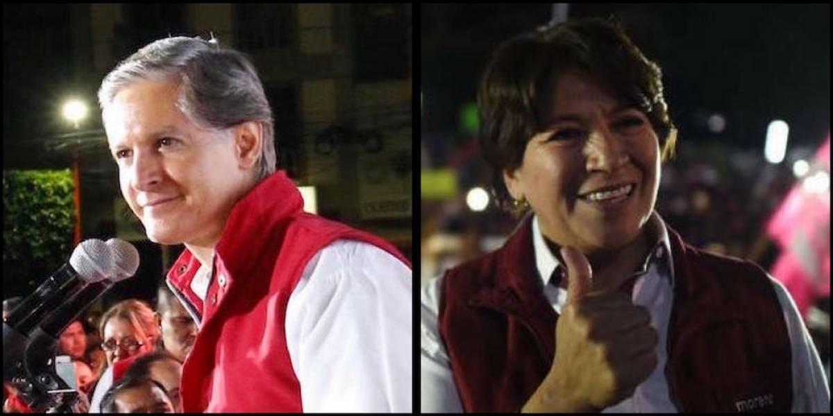 PRI y Morena casi empatan en Edomex; PAN se apuntala en Coahuila: encuesta