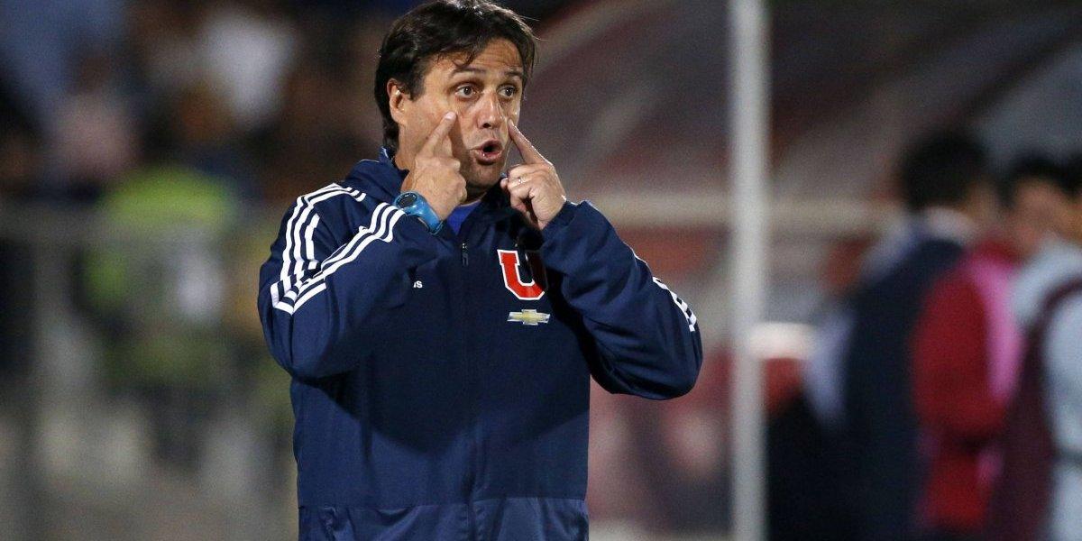 Hoyos definió la formación de la U con los ojos puestos en Cruzeiro por la Copa Libertadores
