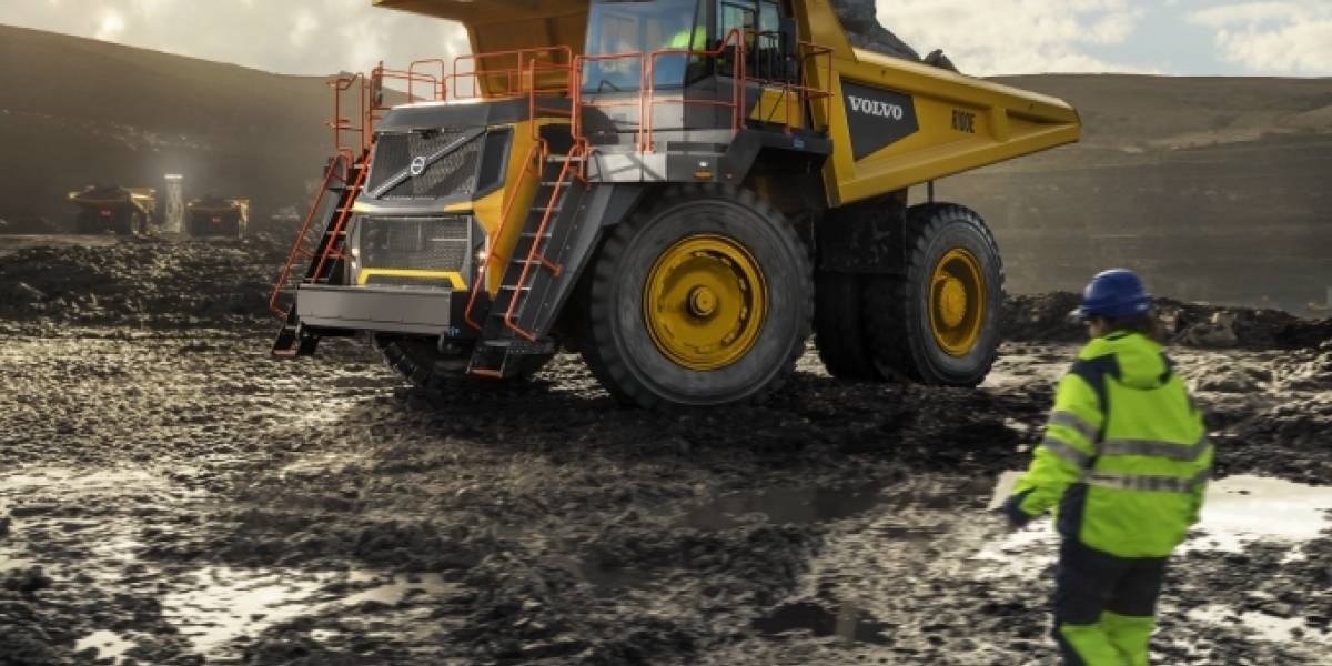Volvo Construction Equipment presenta su línea de camiones rígidos