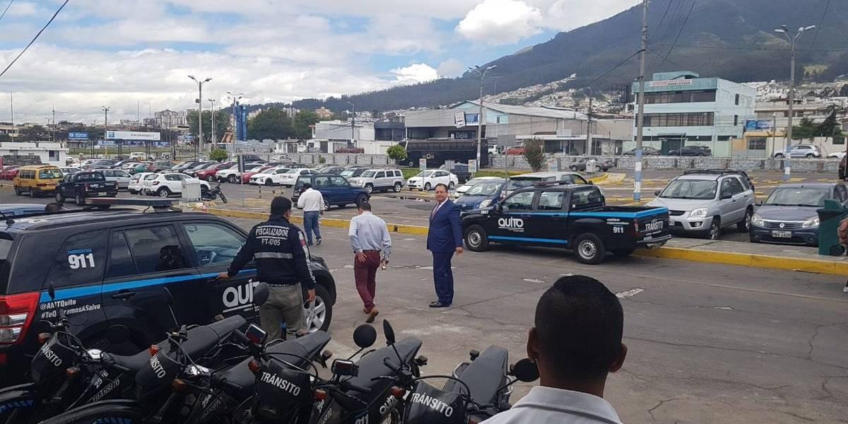 Funcionario de la AMT fue retenido por presunta corrupción