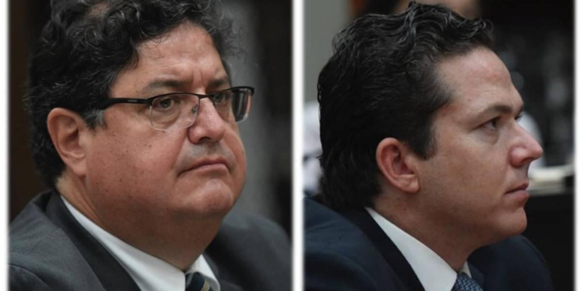 Señalados en caso de financiamiento electoral ilícito a FCN-Nación acuden a citación en Tribunales