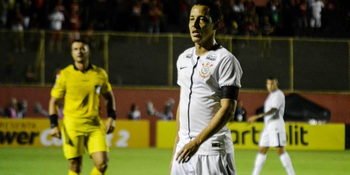 O empate com o Vitória foi bom para o Corinthians?