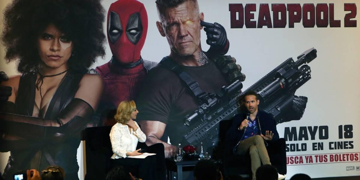 VIDEO. Ryan Reynolds revela el lado amargo del traje de Deadpool