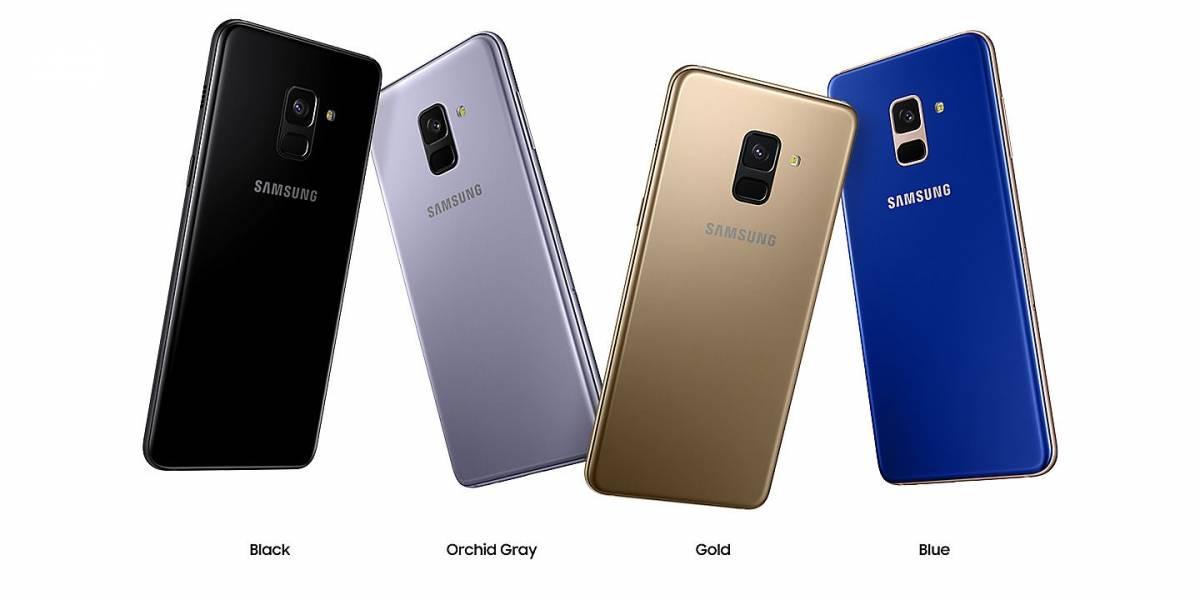 Samsung A8 en Ecuador, análisis al teléfono: cámara y características
