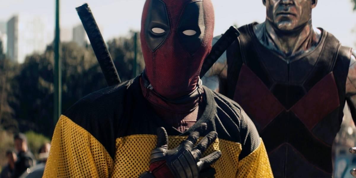 """Deadpool se disculpa con David Beckham y se burla de los """"Avengers"""""""