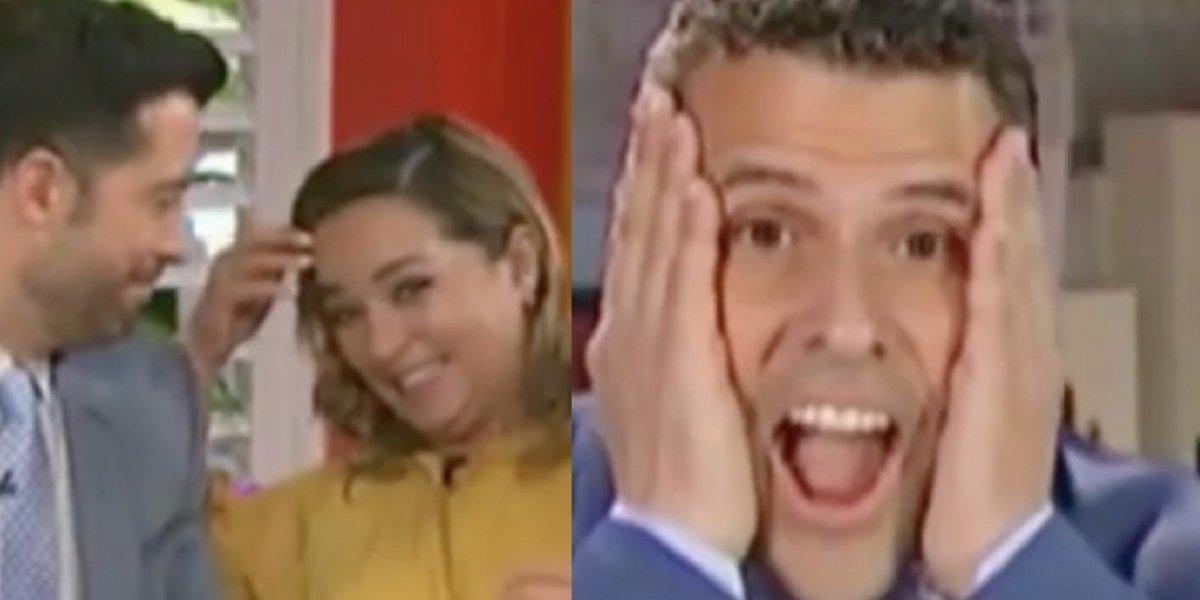 La broma incómoda entre Adamari López y Marco Antonio Regil