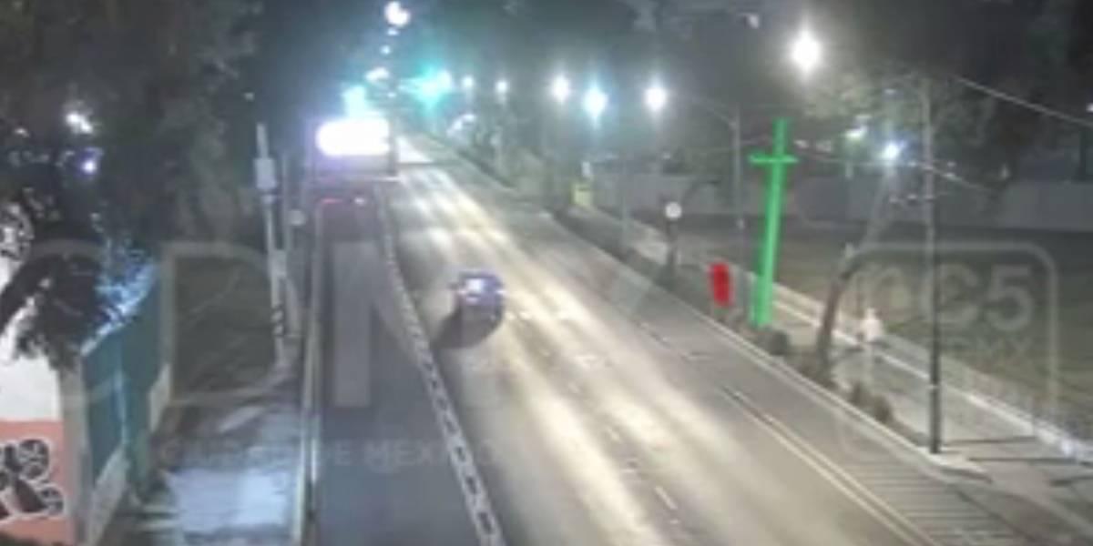 VIDEO: Así se roban el cable en la Gustavo A. Madero