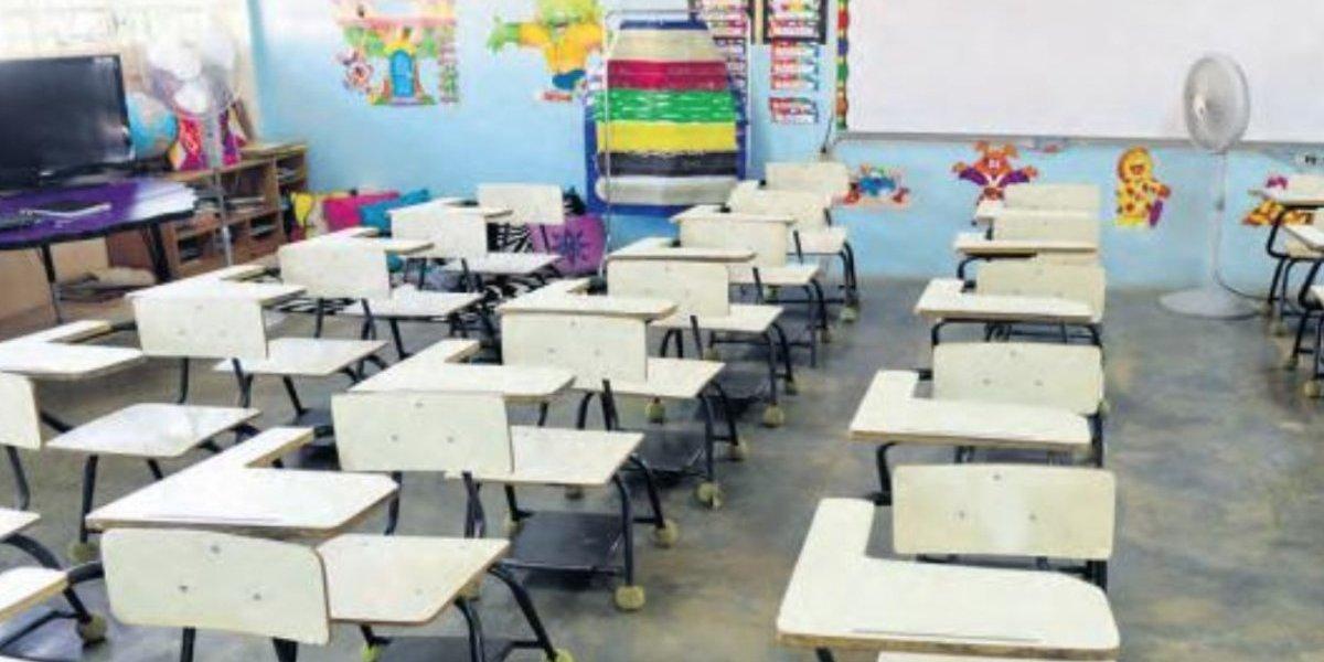 Educación anuncia cambios al horario de clases de esta semana