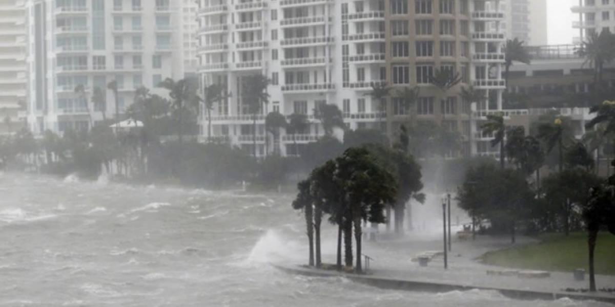 Llueve en 31 estados de México por tormentas tropicales