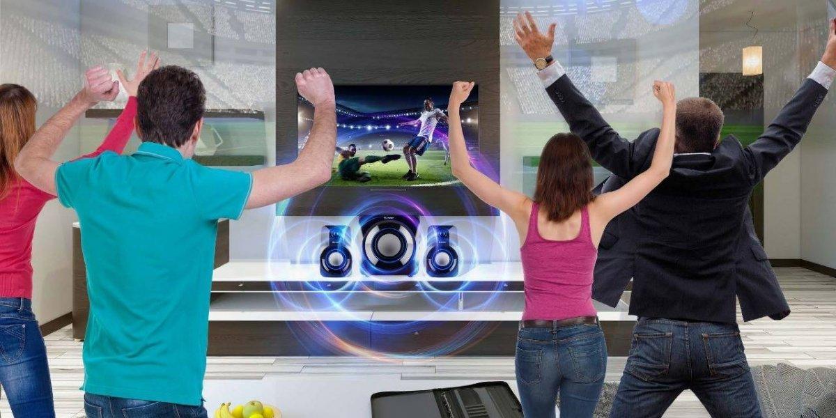 Con estos dispositivos convierte tu hogar en el mejor estadio para ver el Mundial