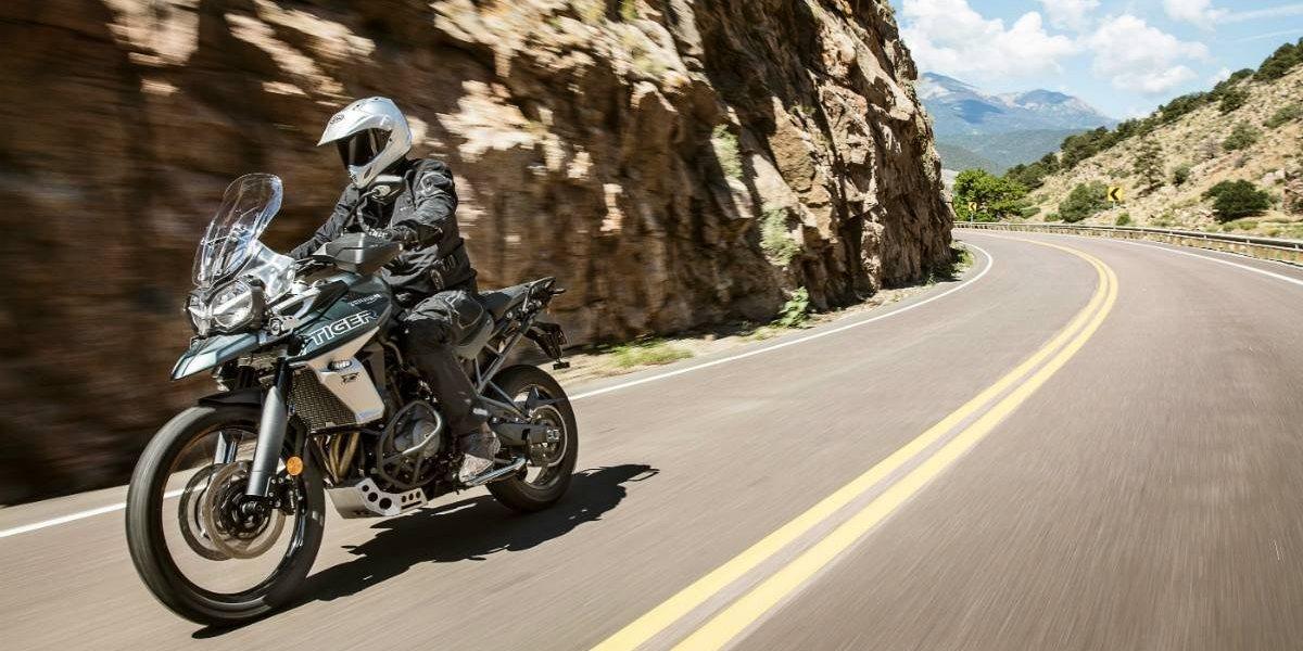 Triumph Motorcycles actualiza su gama Adventure