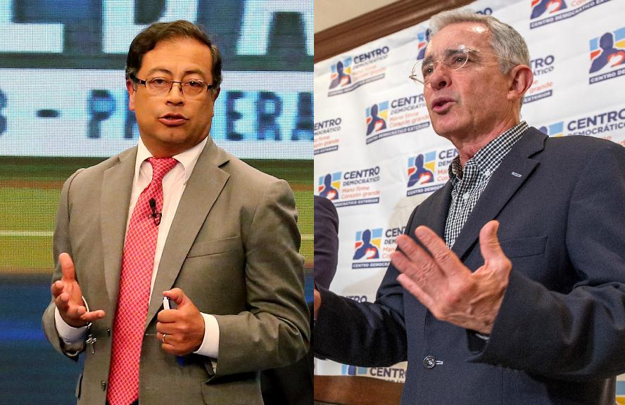 La nueva pelea entre Petro y Uribe: primero fueron los zapatos, ahora son las haciendas