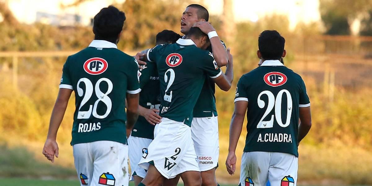 Wanderers sufrió para derrotar a equipo amateur en el inicio de su defensa de su título en Copa Chile