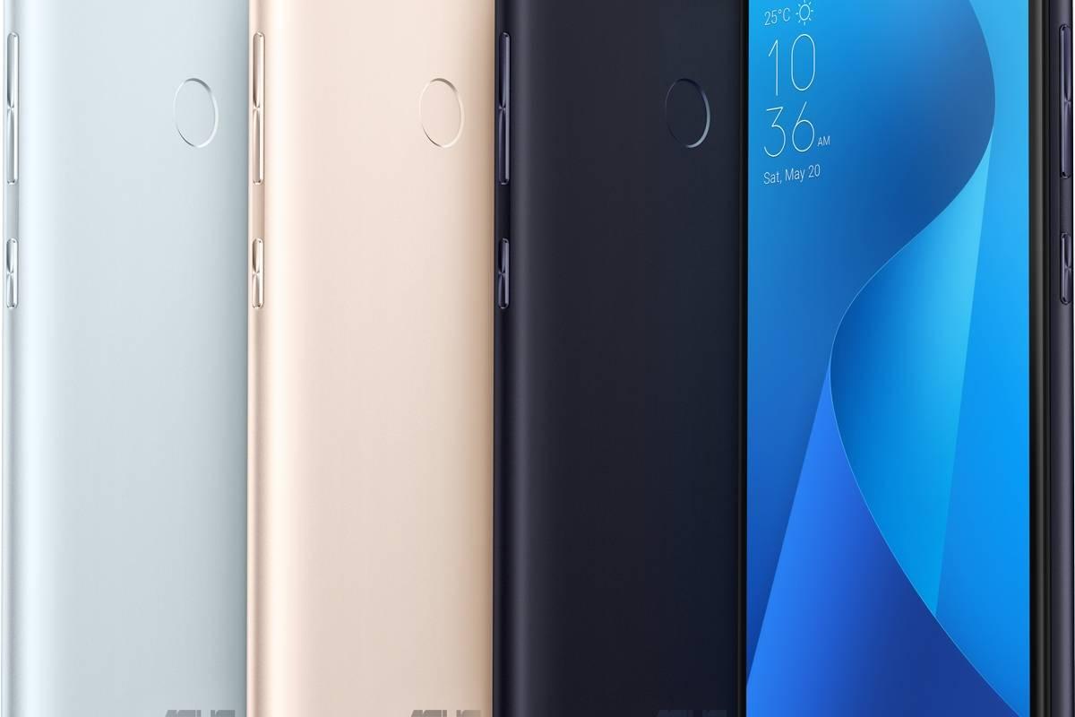 Zenfone Max Plus (M1) Divulgação