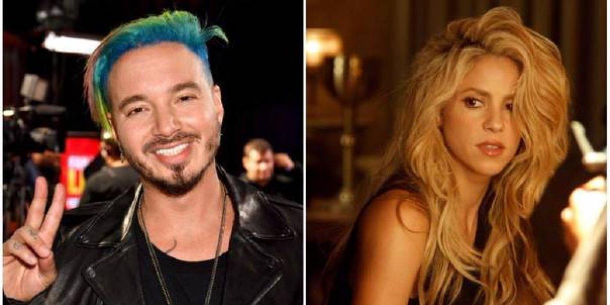 J Balvin y Shakira lideran lista de nominados a Premios Latin Billboard