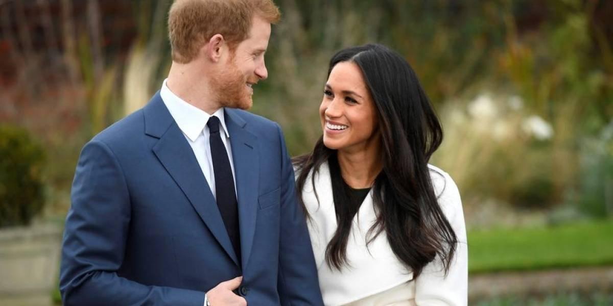 El príncipe Guillermo será padrino de la boda de su hermano y Meghan Markle