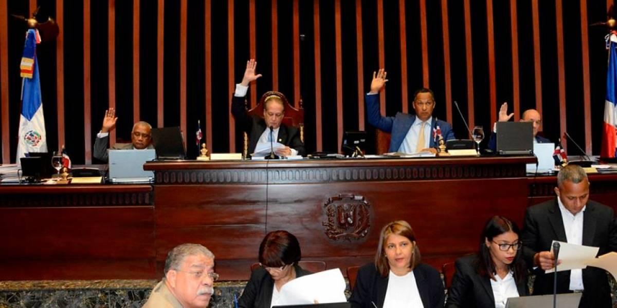 El Senado envía a los diputados el proyecto de ley de partidos