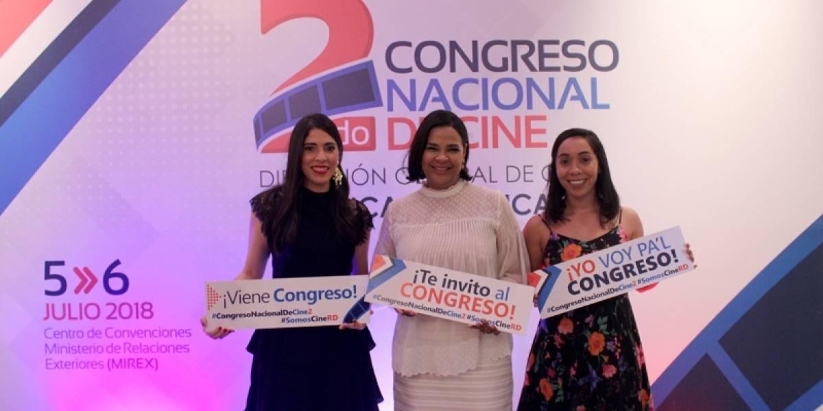 """""""Segundo Congreso Nacional de Cine"""", 5 y 6 de julio"""