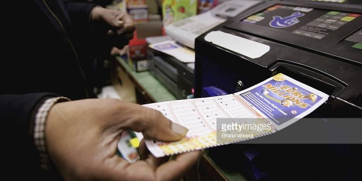 Se le olvidó que compró una lotería, cuando la encontró había ganado $4 millones de dólares