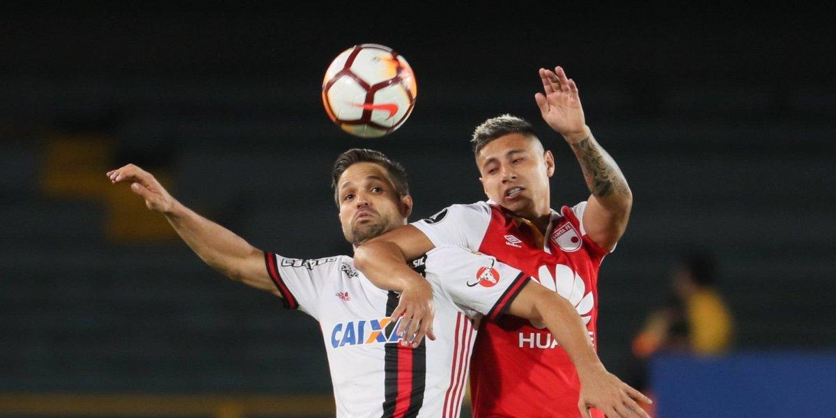 ¡A mano cambiada! Santa Fe sigue sin ganar en la Libertadores