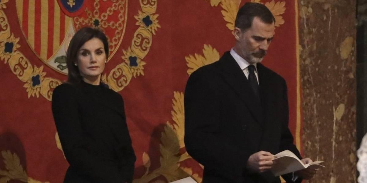 ¿Puede Letizia pedirle el divorcio al rey Felipe?
