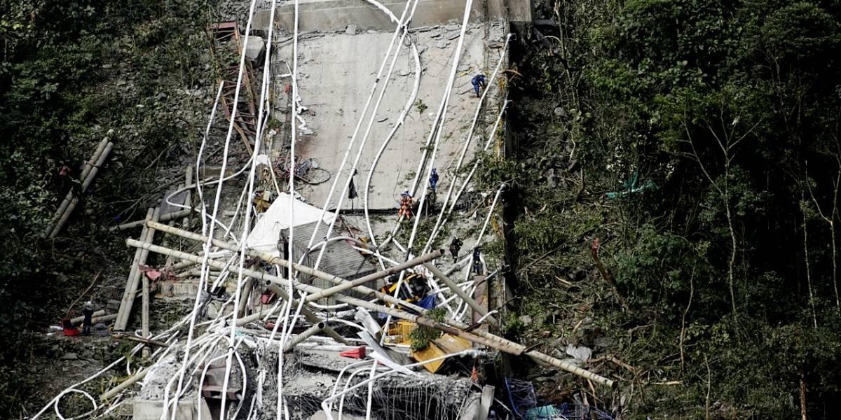 Constructora del caído Puente Chirajara hará un puente en Medellín