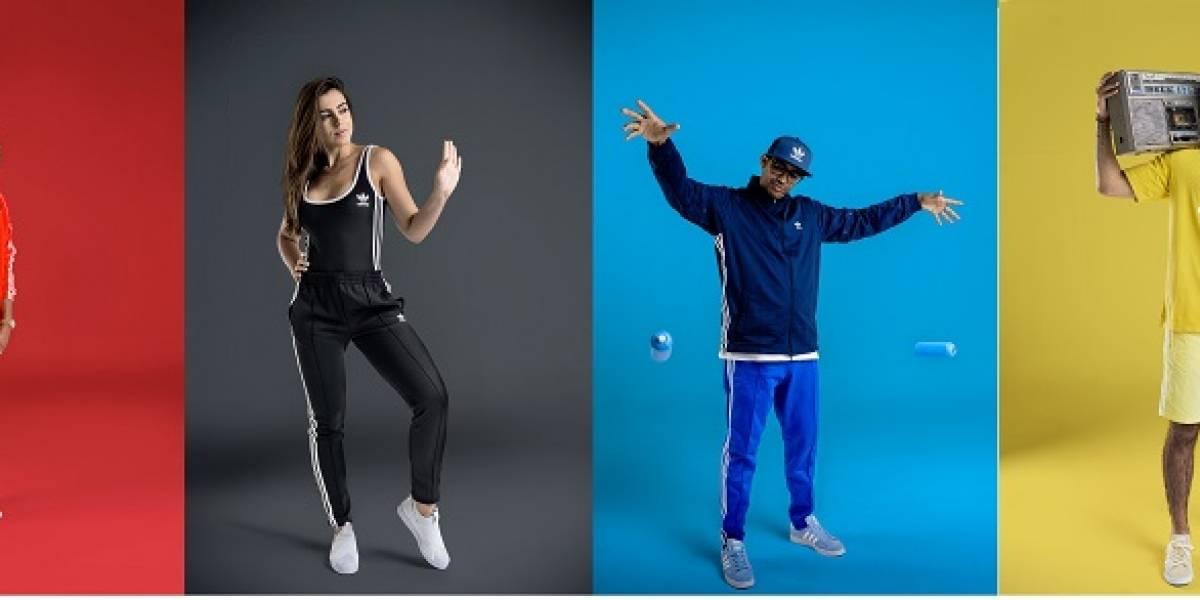 Adidas Originals revive franquicia de ropa adicolor