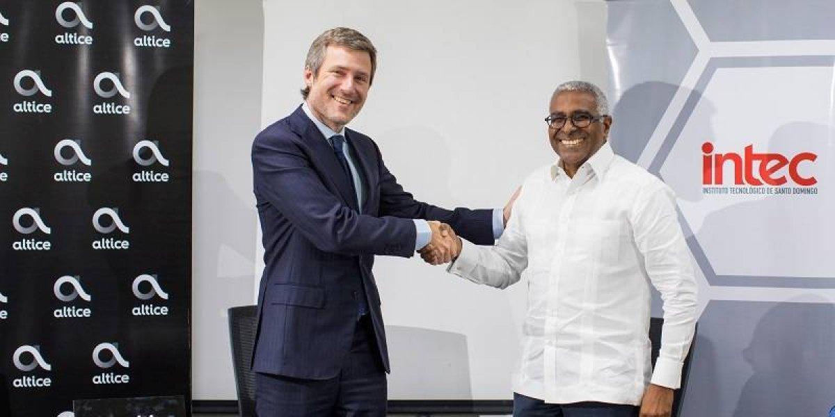 #TeVimosEn: Altice Dominicana continua realizando acuerdo de con universidades del país