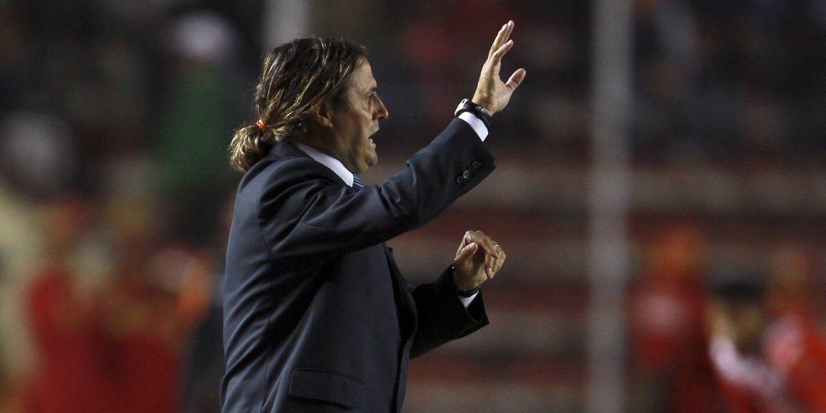 No es primera vez para Hoyos: ya había perdido 8-0 dirigiendo a Bolívar en 2012