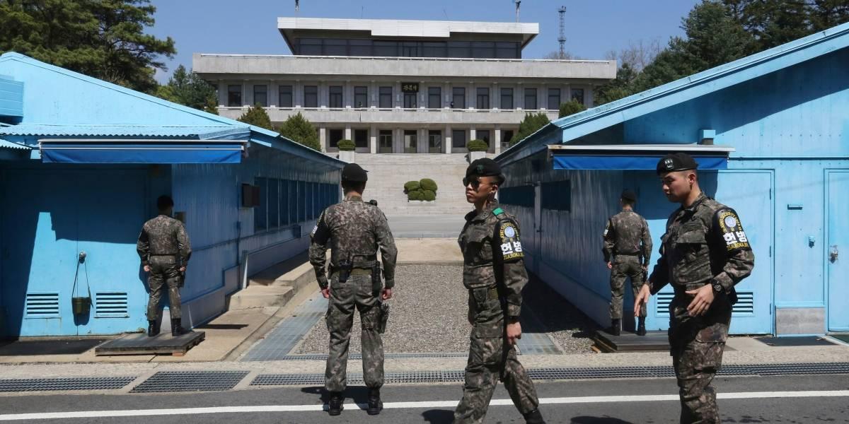 Así es la frontera más caliente del mundo que recibirá a Kim Jong-un como signo de paz