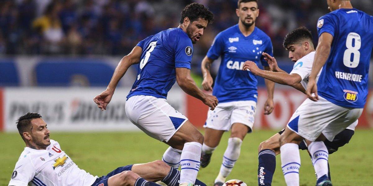 Uno a uno de la U: equipo sin ideas, ni garra, ni juego y totalmente humillado por Cruzeiro