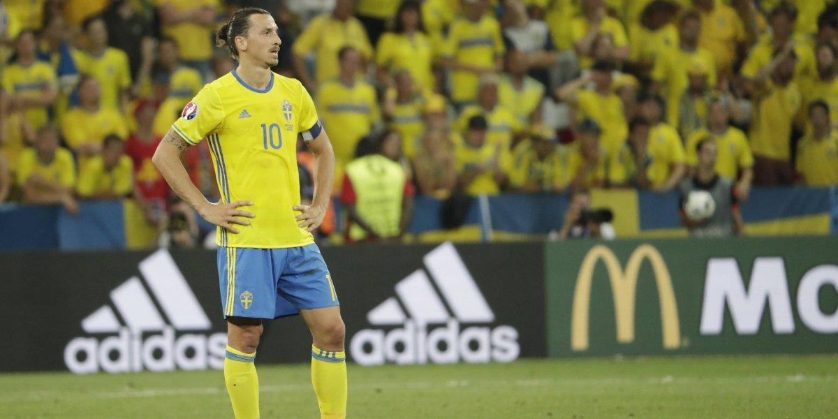 Portazo a Ibrahimovic: Suecia confirmó que Zlatan no irá al Mundial de Rusia 2018