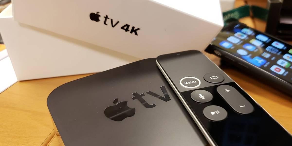 Apple TV 4K HDR: set-top box da Apple que deixa sua tv smart está ainda inteligente