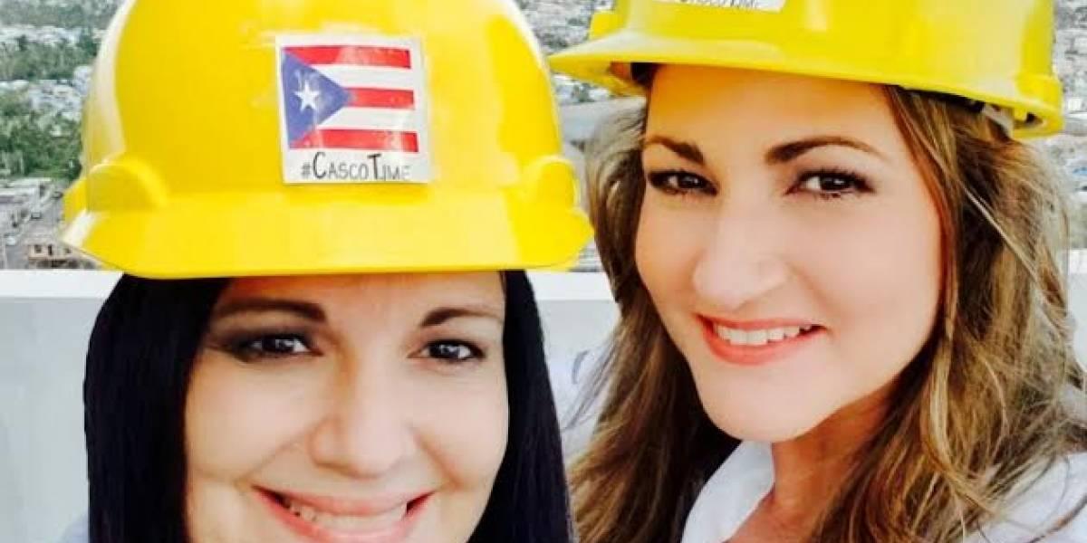 """Deborah Martorell y Astrid Díaz se unen a campaña: """"Edúcate, prepárate y actúa"""""""