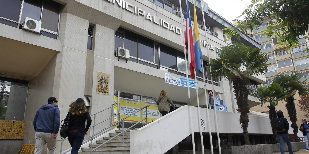 PDI requisa computadores en municipio de Viña del Mar