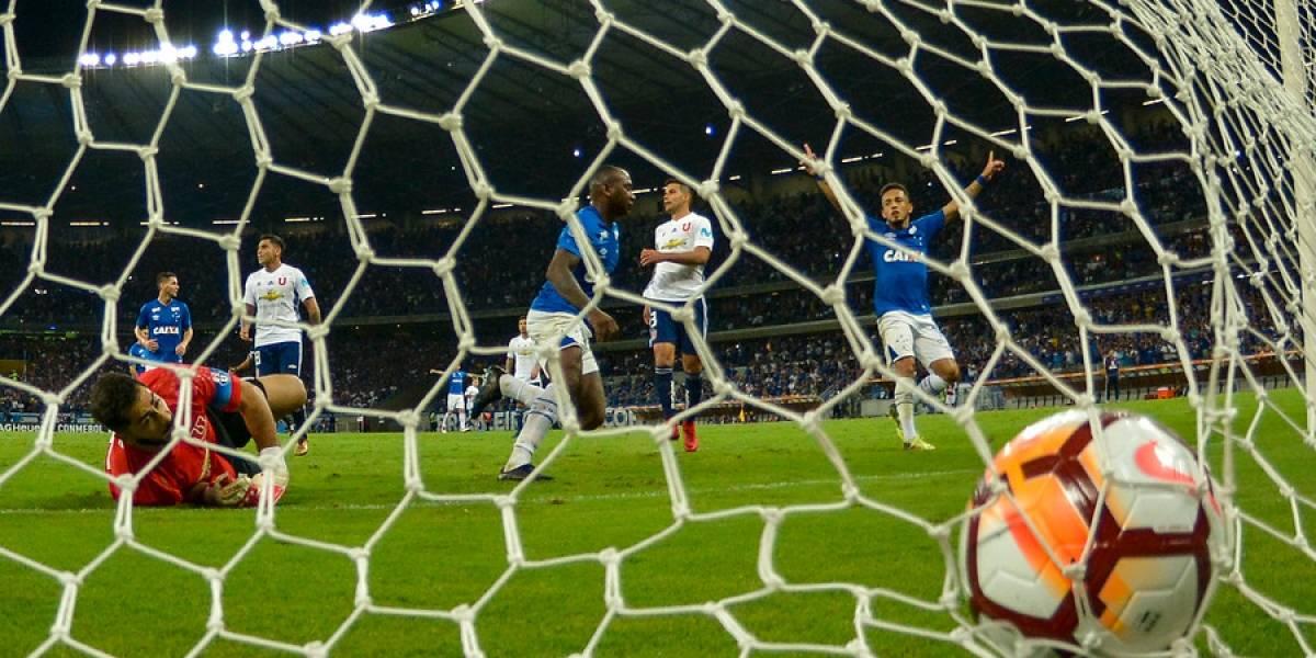 El segundo 7-0 en contra: el terrible historial de la U contra los brasileños sufrió otro duro golpe